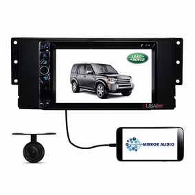 Central Multimídia Dvd Land Rover Discovery 3 Usb Tv Câmera