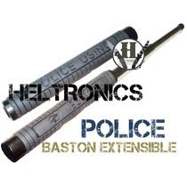 Baston Tonfa Extensible Rigido Police - Uso Policial - Funda