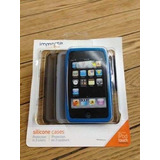 Ipod Touch 2 Y 3 Gen. Silicone Case X3 Griffin Immerse
