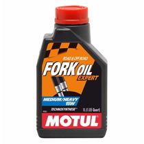 Óleo Suspensão Motul Fork Oil Expert Medium / Heavy 15w 1lt