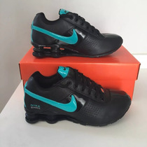 Tenis Nike Shox Deliver 4 Molas Feminino Pronta Entrega