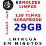 Silhouette - Moldes Limpos Festas Mais 130 Temas Scrapbook