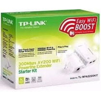 Extensor Powerline Wireless Tp-link Tl-wpa2220 Av200 Kit
