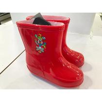 Botas Para La Lluvia Para Niños Y Niñas
