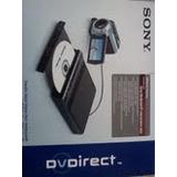 Grabadora Directa De Dvd Para Videofilmadoras Sony