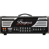 Cabezal Guitarra Bulbos Boutique Bugera 333 Infinium 120 W