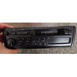 Rádio Antigo Toca Fitas Pioneer Ke-1800qr Retirada De Peças