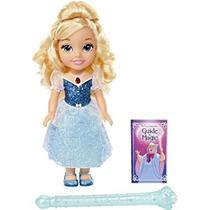 Juguete Disney Princess Cinderella Con La Varita Mágica De