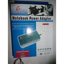 Cargador Universar Para Laptops Voltaje Regulable 12- 24v