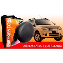 Ecosport Cubreasientos 04 - 11 + Cubrellanta