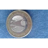 Moneda De Alemania De 1 Euro Del 2002 { Vf }
