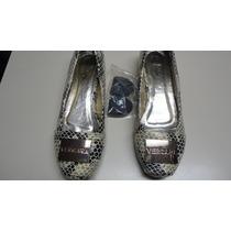 Zapatos Para Damas Tipo Culebra Marca Vergara