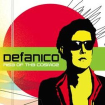 Electro Rock Cd De Defanico:rise Of The Cosmos
