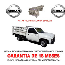 Caja Sinfin Direccion Manual Nissan Pick Up Estaquita Omm