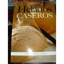 Helados Caseros - Laura Landra - Envío Gratis Por Correo
