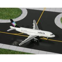 Avión Volaris Airbus A319 Gemini Jets Aeroméxico Cotizad Eex