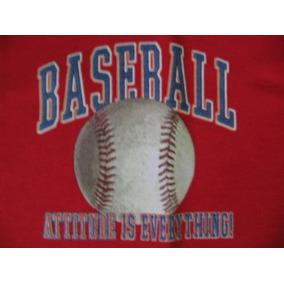 Playera Beisbol L Baseball F