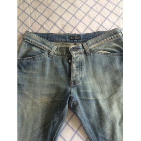 Calça Jeans Empório Armani Feminina Calcas Shorts Bermudas - Calças ... 0b51f673d1343