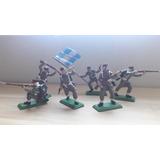 Set Soldados Fortineros De Roca Campaña Del Desierto