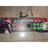 Joystick Arcade 2 Player Para Pc Y Ps3 Envio Gratis Santiago