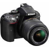 Camara Profesional Nikon D5300 Wifi Video Fullhd 24.2 Mp Gps