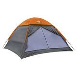 Barraca Camping Impermeável Weekend 4 Pessoas Acampamento