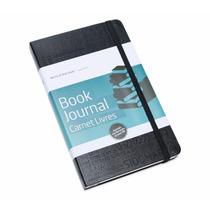 Caderno Moleskine Original Diário De Livros - Gde 3193