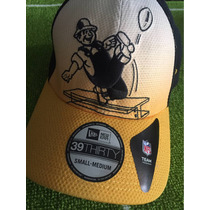 Gorra De Los Steelers New Era Original.