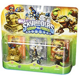 Skylanders Swap Fuerza Triple Pack De Carácter Escorpión,