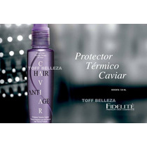 Fidelité Protector Térmico Anti Age Caviar 120 Ml Anti Frizz