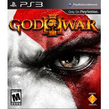 God Of War 3 Ps3 Nuevo Fisico Sellado Original