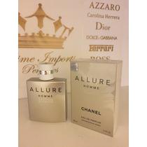 Allure Edition Blanche 100 Ml - Chanel - Edp - Original