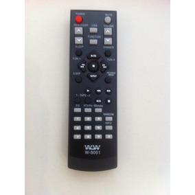 Controle Remoto Som Micro System Lg Lms-u1350 Lm-w550 Mcd122