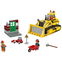 Lego City 60074 - Veículos De Demolição - Escavadora