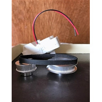 Mini Motor-reductor Con Transmision 12-24 Vcd