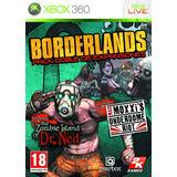 Borderlands 1 Dlc Pack Xbox 360