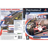 Patch Irl Indycar Formula Indy Temporada 2005 Ps2