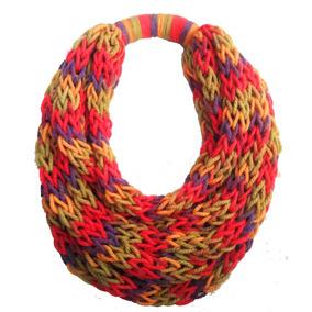 Collar Bufanda Pashmina Bisutería Joyeria Accesorios Mujer