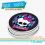 Monster High - Sticker Monster High Para Imprimir