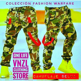 Ropa Pantalones Camuflados Niños Camuflaje Jeans Militar