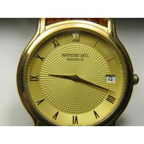Reloj Raymond Weil Geneve De Quarzo Caratula Guilloche