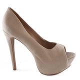 Peep Toe Feminino Sapato Show - 620315