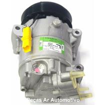 Compressor Ar Condicionado Citroen C3, C4, Aircross, 206,207