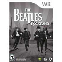 The Beatles: Rock Band (juego Solamente) - Nintendo Wii