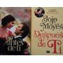 Lote 2 Libro Nuevos Yo Antes D Ti Y Despues De Ti.jojo Moyes
