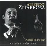 Zitarrosa Alfredo Cd Adagio En Mi Pais