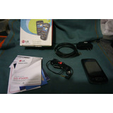 Cambio Celular Lg-p500h En Caja Casi Nuevo