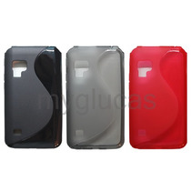 Funda De Tpu Samsung Galaxy S Wi-fi 5.0 Yp-g70 Player