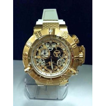 Relógio Subaqua Skeleton Invicta 18528 Promocional Top!