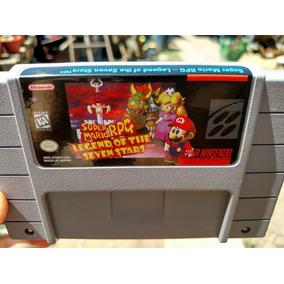 Super Mario Rpg Español Repro Super Nintendo Snes